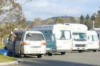 Steve Edwards wants international tourists to be stopped from picking up a cheap van, parking it down near a river and