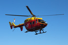 Crash victims were airlifted to Waikato hospital.Photo / File