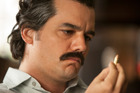 Wagner Moura plays Pablo Escobar in the popular Netflix series Narcos. Photo / supplied.