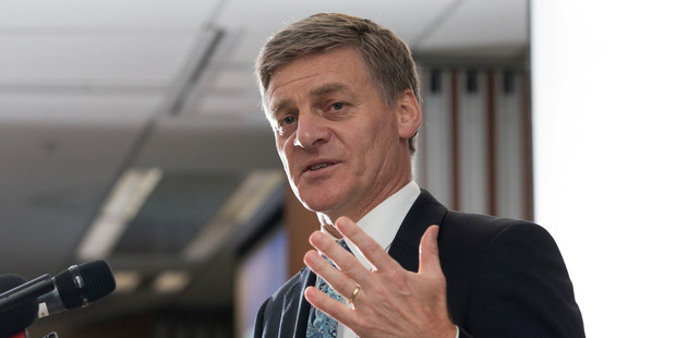 Bill English leaves on Monday for Brussels, London and Berlin. Photo / Mark Mitchell