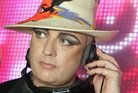 Boy George has responded to critics by saying he is 'bore-phobic'. Photo/Supplied
