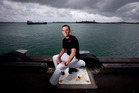 William Trubridge has penned a letter to the fishing industry. Photo / Dean Purcell