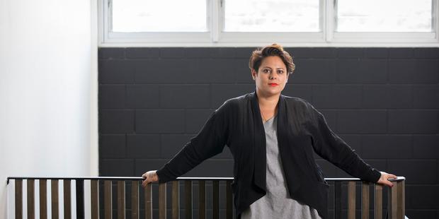 In December 2013 award-winning Kiwi musician Anika Moa separated from her civil-union partner Angela Fyfe.  Photo / Greg Bowker