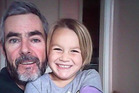 Alan Langdon and 6-year-old daughter Que have not been seen for 16 days. Picture / Supplied