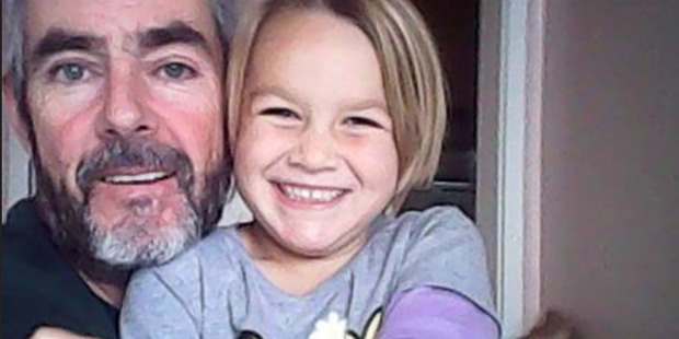 Alan Langdon, 49, and his daughter Que Langdon, 6, have been missing for more than 20 days. PHOTO/Facebook