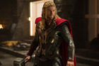 Chris Hemsworth as Thor as he appeared in 2013's Thor: The Dark World. Photo/Supplied