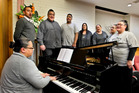The Flaxmere Stake Choir from the Church of Jesus Christ Latter Day Saints are the heroes for April.