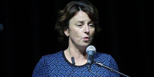 Loading Race Relations Commissioner Dame Susan Devoy said New Zealanders should be grateful to Bridger for speaking up. Photo / Paul Taylor