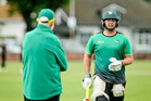 Jesse Ryder coming right today in Auckland will put CD in a good batting frame for the grand final on Saturday. PHOTO/FILE