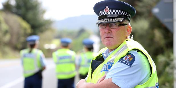 Speed sting, Kauri. Photo / Michael Cunningham