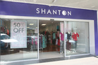 Shanton is closing its last Rotorua store on Saturday. PHOTO/FILE