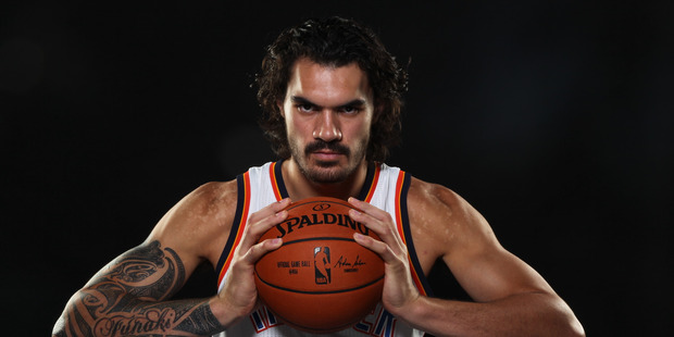 Kiwi NBA big man Steven Adams. Photo / Getty Images