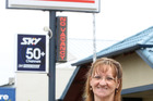 Julie Smith, owner, Claremonte Motor Lodge, Hastings, No Vacancy. 02 January 2017 NEWS Hawke's Bay Today Photograph by Duncan Brown.