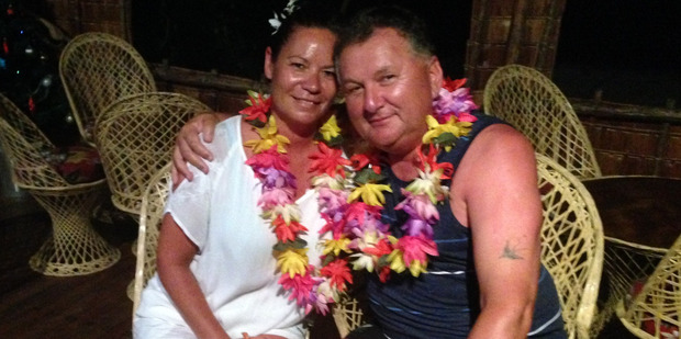 Dot Pumipi and Shane Jones have announced their plans to marry.
