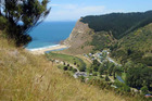 Sitting among rolling hills Waipatiki Beach Holiday Park is a popular getaway for many Hawke's Bay locals.