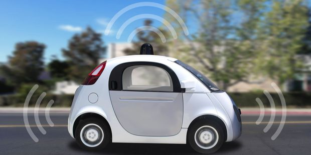 Travel in driverless cars will become easy, convenient and cheap. Photo / 123RF