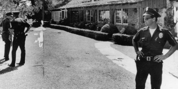 Police found five bodies, including that of pregnant actress Sharon Tate, at the actress' home. Photo / News Corp Australia