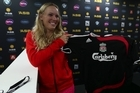 The Herald's Michael Burgess talks to former tennis World No. 1 Caroline Wozniacki, who discusses her fitness, her passion for the game and takes a surprise football quiz on her favourite team, Liverpool.