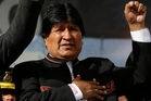 Bolivia's President Evo Morales has overseen impressive growth in his country. Photo / AP