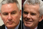 Labour's Kelvin Davis, left, and One Nation Senator Malcolm Roberts. Photos / Supplied