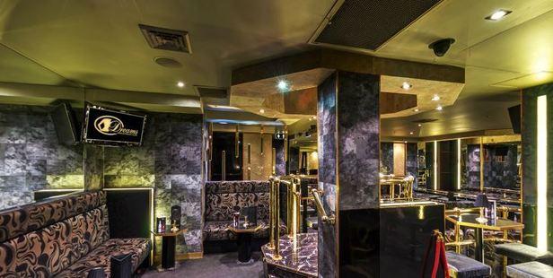 Inside images of Dreams Gentlemen's Club Melbourne. Photo / Supplied