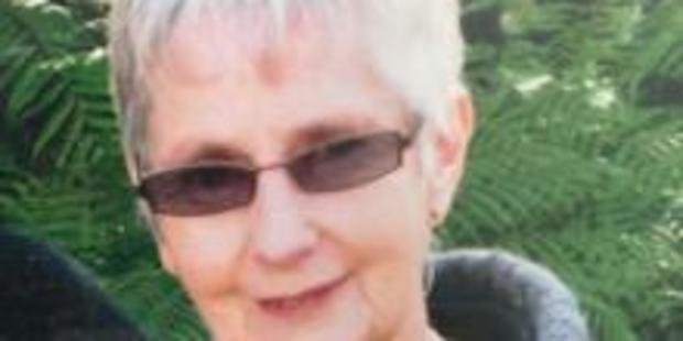 Marilyn Gammie, 76, has been missing from Lower Hutt since earlier this evening. Photo / Supplied
