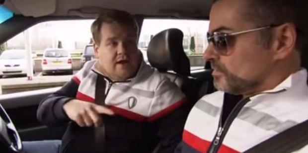 Loading James Corden did his first ever Carpool Karaoke skit with George Michael back in 2011.