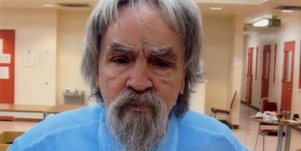 Charles Manson is now believed to be on his deathbed. Photo / Manson Direct