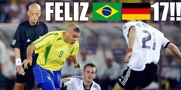 Brazil football legend Ronaldo responds to a cheeky New Years tweet from German star Toni Kroos. Photo/Facebook