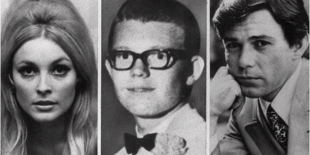Sharon Tate, Stephen Parent and Jay Sebring were murdered at Tate's home. Photo / AP