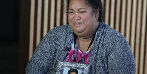 Tui's mother Sandra Tomano. Photo / Supplied