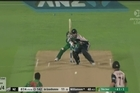 All the action as the Black Caps took on Bangladesh in the first Twenty20 in Napier.