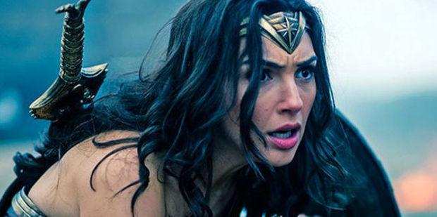 Gal Gadot stars as Wonder Woman. Photo / Supplied