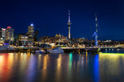 Can you imagine a sporting precinct in Auckland, a smaller version of what Melbourne has and loves? Photo / Brett Phibbs