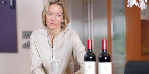 Helen Kirwan-Taylor has discovered she has Multi Impulsive Disorder. Photo /Christopher Pledger, Telegraph