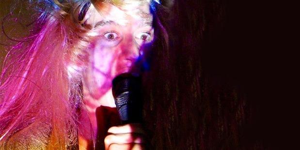 Julia Croft in Power Ballad. Photo / Supplied