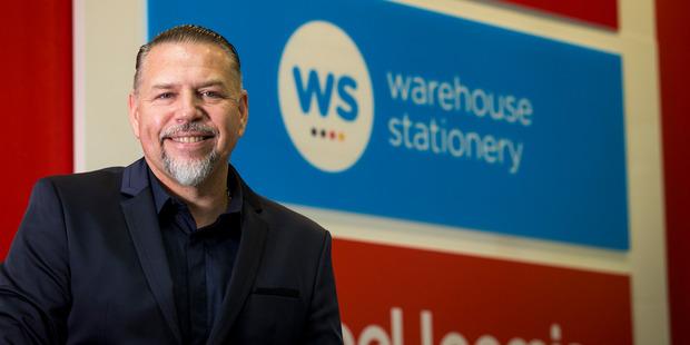 Loading The Warehouse Group CEO Nick Grayston. Photo/Jason Oxenham.
