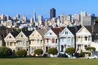 Houses in San Francisco. Could Airbnb disrupt the rental market? Photo / 123rf