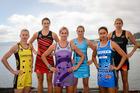 Katrina Grant, Jess Moulds, Leanna de Bruin, Wendy Fre, Maria Tutaia and Casey Kopua. Photo / photosport.nz