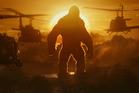 Tom Hiddleston stars in Kong: Skull Island. Supplied by Warner Brothers.