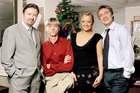 Ricky Gervais, with his The Office team, was the king of cliche.