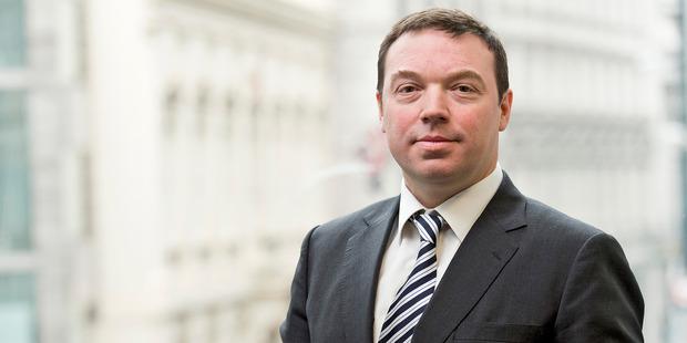 Financial Markets Authority CEO Rob Everett. Photo / Supplied