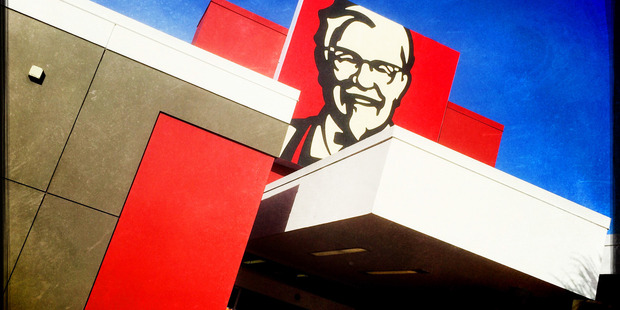 Restaurant Brands results have been boosted by strong sales at KFC stores. Photo / Michael Craig