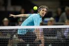 Kiwi tennis player Marcus Daniell. Photo / Nick Reed