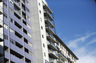 Auckland inner city apartments. Photo / File
