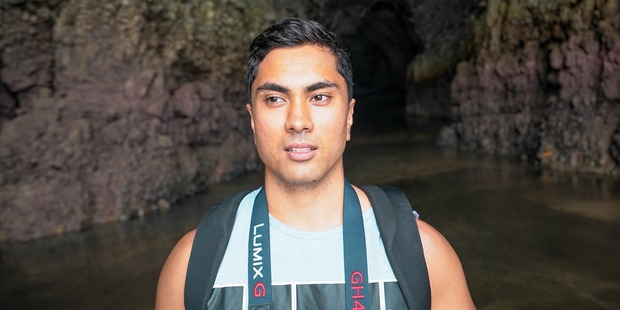 Loading Kiwi Ben Mikha is the Discovery Channel's new intern. Photo / supplied