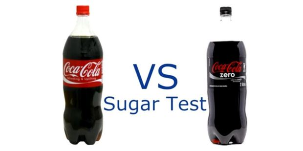 Loading By boiling down the contents of Coke and Coke Zero, the sugar content is revealed. Photo / Getty
