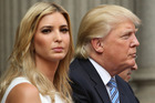 Donald Trump sent his daughter Ivanka to oversee the controversial hotel project. Photo / Getty Images