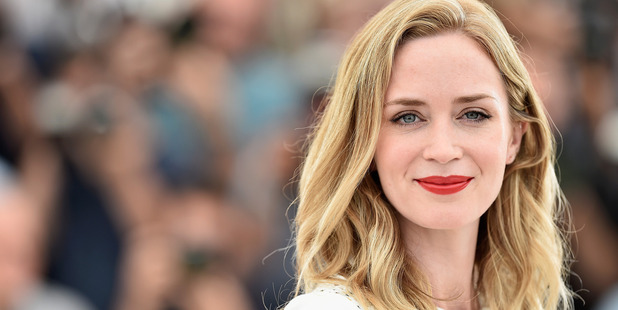 Emily Blunt will be the new Mary Poppins. Photo / Getty