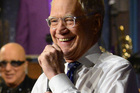 David Letterman has come out of retirement to give David Letterman a blast, calling the President 'a joke'. Photo/Getty